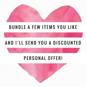ACCEPTING ALL REASONABLE OFFERS✨